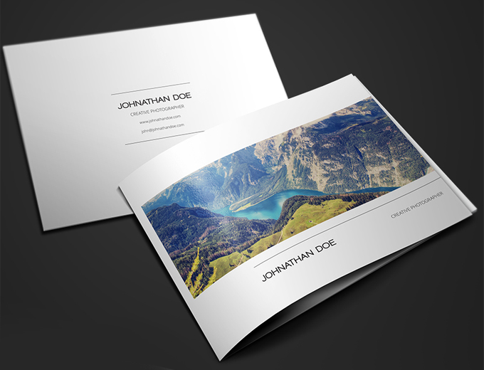 30 Brochure Design Ideas Examples for Your Print Projects – Brochure Design Idea Example