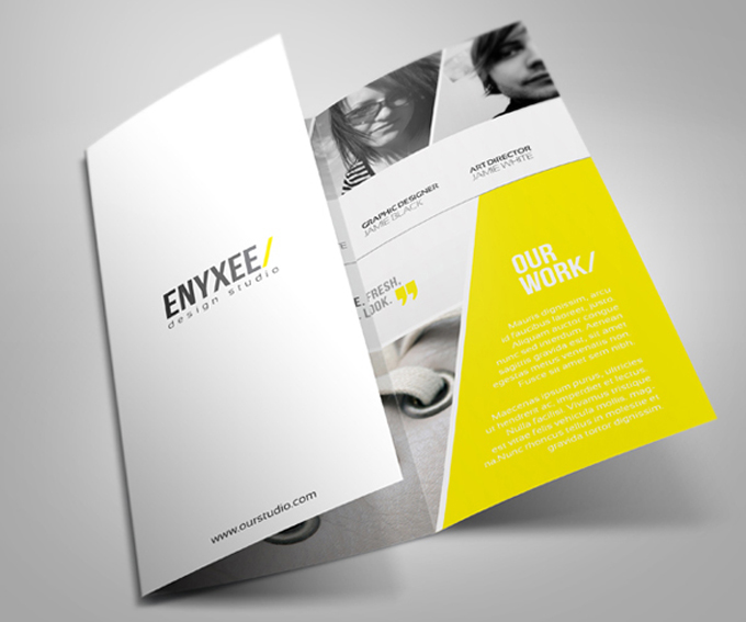 30 brochure design ideas examples for your print for Interesting brochure designs