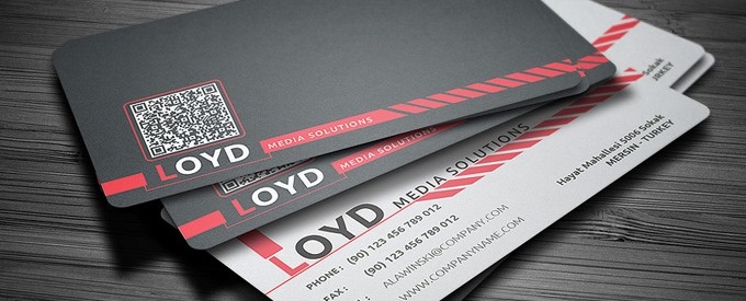 Business card design archives designgrapher 30 best business card design for your inspiration reheart Images