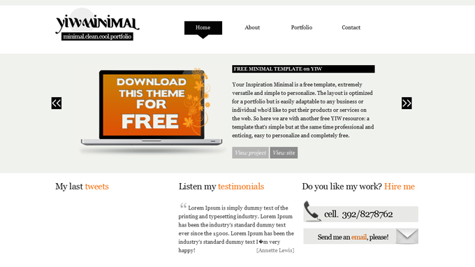 free-html5-templates