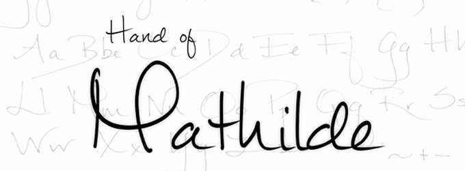 30 Must Have Handwriting Fonts For Free