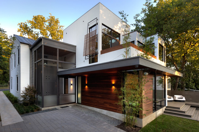 30 Best Modern House Architecture Designs - DesignGrapher.Com