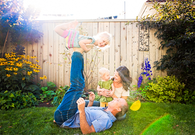 family photo ideas8 50 Brilliant Family Photo Ideas