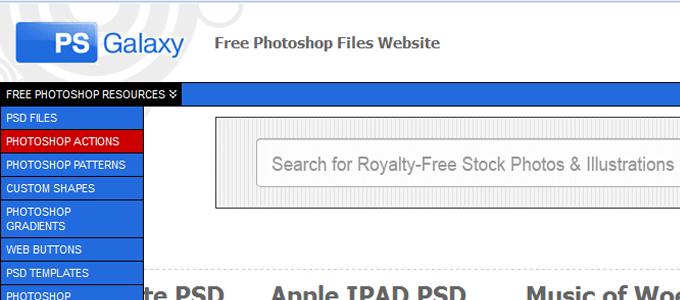 psd-websites
