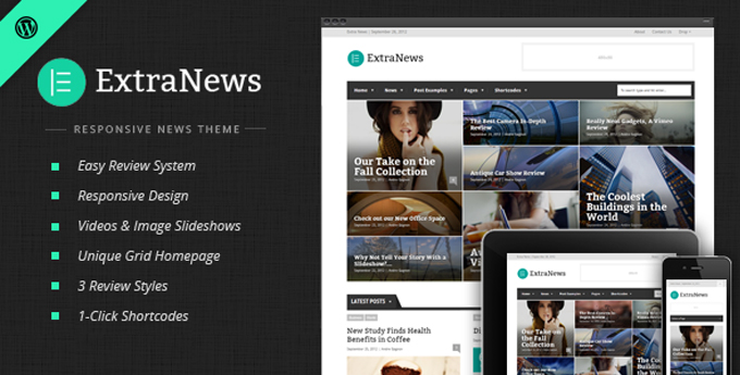Wordpress Magazine Theme18 20 Best Wordpress Magazine Themes