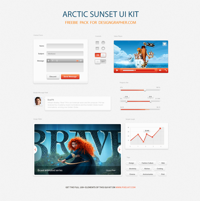 Arctic-Sunset-Freebie