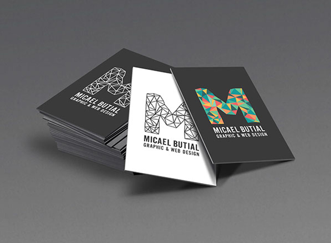 business card designs 30 best ideas for you designgraphercom - Business Cards Design Ideas