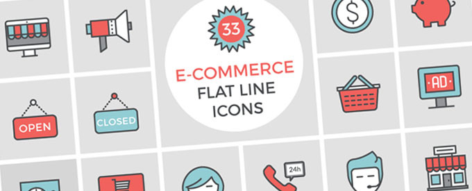 Flat-Line-E-Commerce-Icon-Set---Free-Download