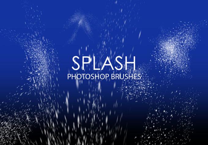 splash-photoshop-brushes-free-download
